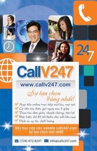 Call V247